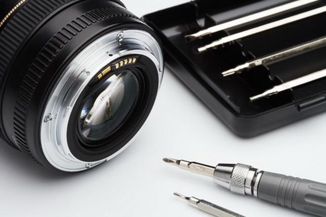 13403260 - repair camera lens