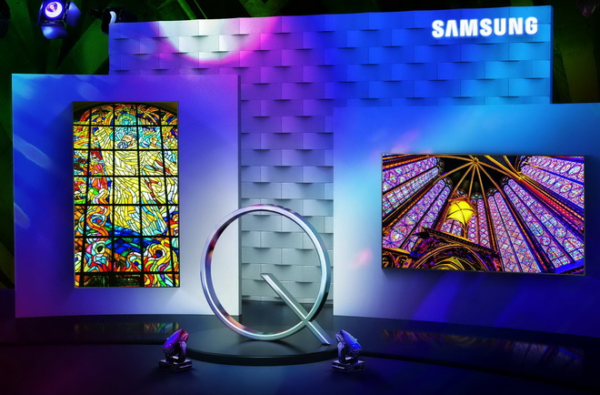 Samsung Qsignage