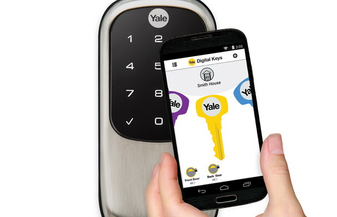 Yale_Real_Living_Assure_Lock_with_Bluetooth