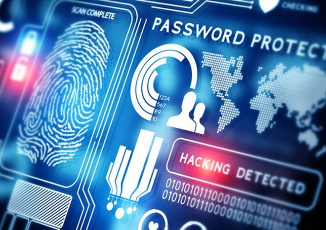 27773284 - online security technology background