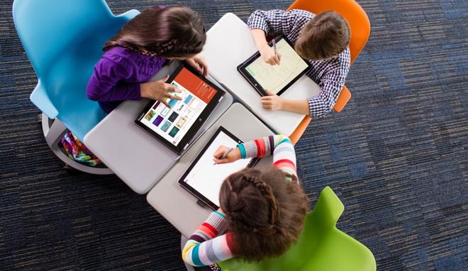 MicrosoftShowcaseSchools