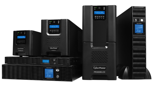 Professional Line Interactive Series UPS Group
